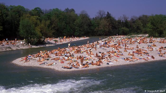 Why Germany's nudist culture remains refreshing