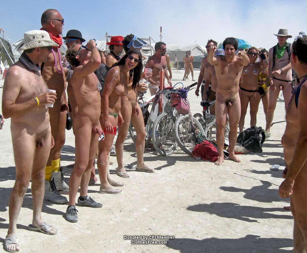 Debunking the Myths About Nudism
